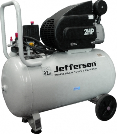 Jefferson 50 Litre 2hp Compressor 240v Trade Tools Ni